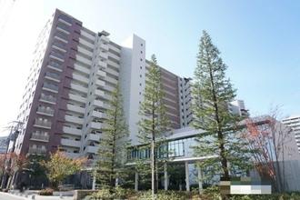 ブランズシティ都島友渕町の外観