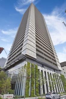 グランドメゾン新梅田タワーの外観