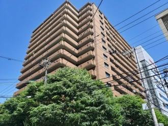 センチュリーパークユニ東梅田の外観