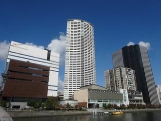 ザ・タワー大阪の外観
