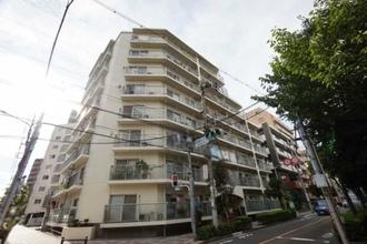西蒲田ファミリーマンションの外観