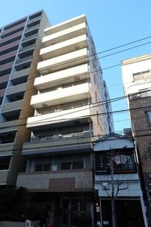 錦糸町アムフラットの外観