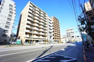 錦糸町一重ローヤルコーポの外観