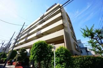 コスモ平井ステーションアベニューの外観