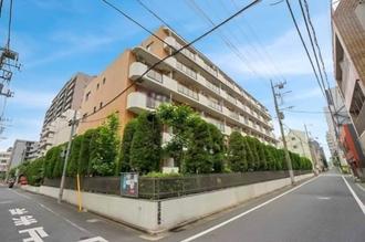 錦糸町ローヤルコーポの外観