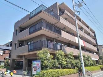コスモ江戸川中央ガーデンコートの外観