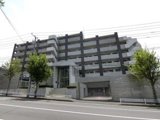 ダイナシティ東戸塚の外観