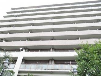 ヴィルヌーブガーデンズ東戸塚センターガーデンの外観