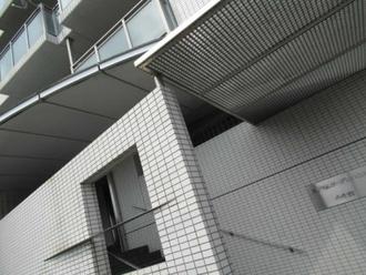 東戸塚ガーデンハウス壱番館の外観