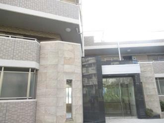 東戸塚前田町パークホームズの外観