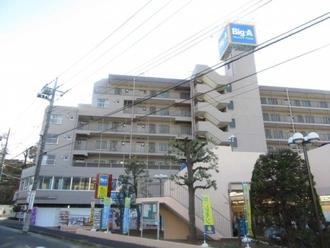 いずみプラザ東戸塚の外観
