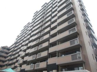 パークシティ横濱E棟の外観