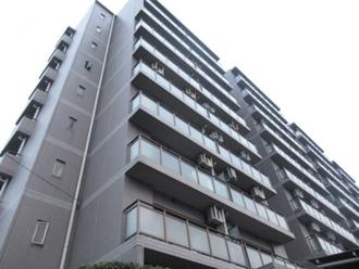 横浜星の丘ビューシティC棟の外観
