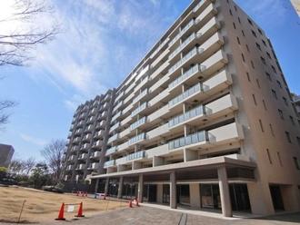 グランドメゾン東戸塚3番館の外観