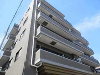アーバンコンフォート横浜和田町の外観