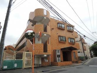 NICアーバンハイム戸塚の外観