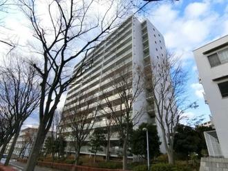 ニューシティ東戸塚アーバンハイツ丘の街6号館の外観