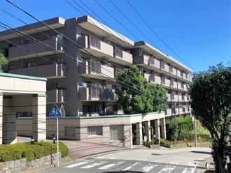 シティクレスト横浜上永谷壱番街の外観