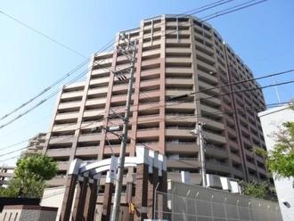 マスターズゲート吹田・片山公園の外観