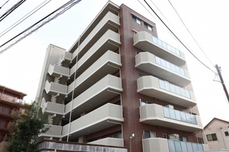 ミオカステーロ横濱中山の外観