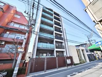 オープンレジデンシア文京播磨坂の外観