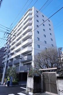 プライム横浜生麦の外観