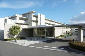 アリュール横濱東寺尾の外観