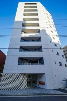 ナタリーレジデンス横浜鶴見の外観