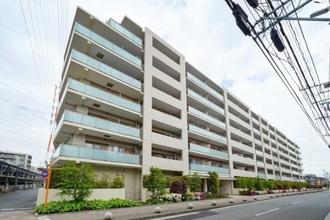 ジェイパーク横浜矢向フローラ・ガーデンの外観