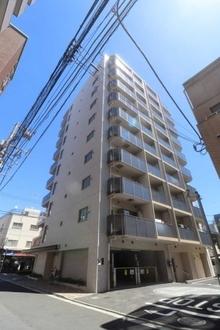 エクセレントシティ横浜鶴見の外観