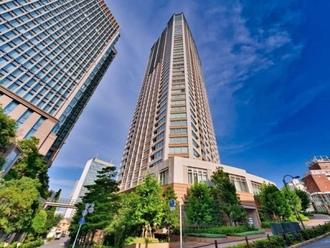 パークコート赤坂ザタワーの外観
