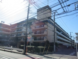 西船橋永谷マンションの外観