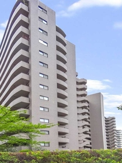 三田シティハウスの外観