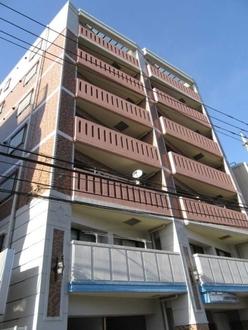 ガーデンシティ横浜ネクサスの外観