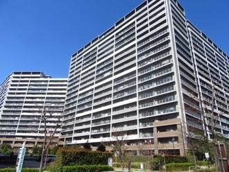 東京フロンティアシティ アーバンフォートの外観