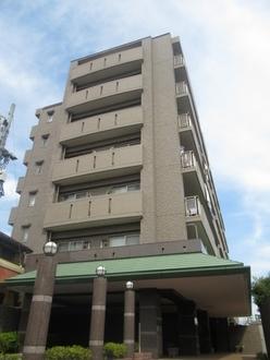 グランシティ武蔵浦和の外観