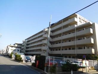 浦和南パーク・ホームズ弐番館の外観