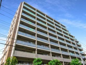 ザ・パークハウス武蔵浦和の外観