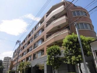 グランシティ三田・三ノ橋の外観