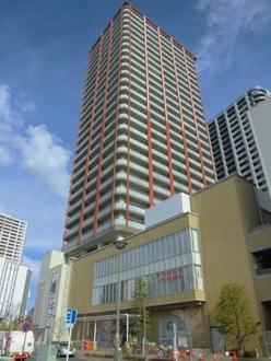 プラウドタワー武蔵浦和テラスの外観