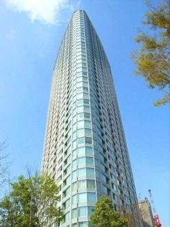 パークコート赤坂ザ・タワーの外観