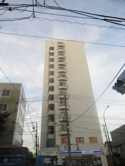 野沢サマリアマンションの外観