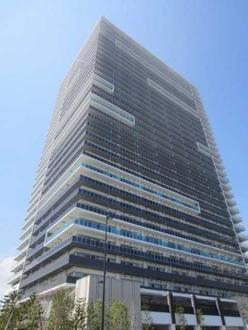 Brillia有明City Tower ブリリア有明シティタワーの外観