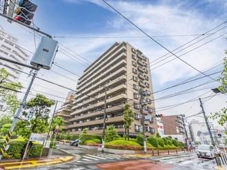 コスモ川崎宮前町の外観
