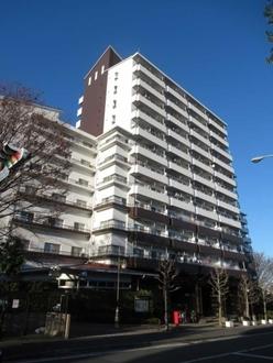 コンフォール東山田5-1号棟の外観