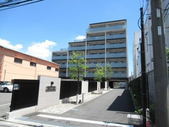 グランフォーレ横浜鴨居の外観