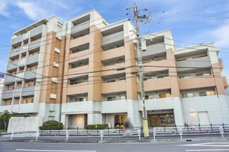 クオス横浜鴨居レジデンシャルステージの外観