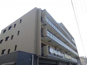 プレサンスグラン茨木弐番館の外観