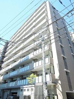 サンクレイドル東神奈川の外観