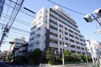 コスモ中野弥生町リベディアの外観